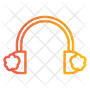 Earmuffs Ear Protection Winter Protection Icon