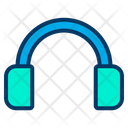 Ear Protection Head Phone Head Set Icon