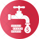 Earn Money Budget Business Icon