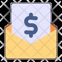 Earn Money Growth Icon