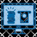 Earn online Icon