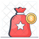 Benefit Funding Earn Points Icon