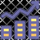 Earning Profit Finance Icon