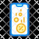 Cashback Mobile App Icon