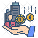 Earning Profit Income Icon