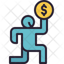Earning Bonus Profit Icon