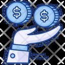 Earning Money Profit Icon