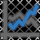 Seo Earnings Graph Icon