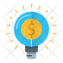 Earning idea Icon