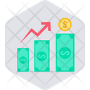Earning Increment Icon