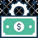 Earning Optimization Cog Icon