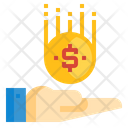 Profit Payout Receive Icon