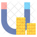 Earnings Coin Earning Icon