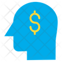 Earnings Thought Money Thinking Human Mind Icon