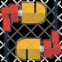 Earphone Headset Earplug Icon