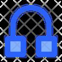 Earphone Headset Sound Icon