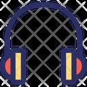 Earphone Handsfree Headset Headphones Icon