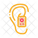 Earphone Ear Hearing Icon