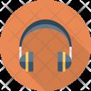 Earphone Handset Headphone Icon