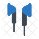 Earphone Audio Music Icon