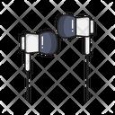Earphone Audio Gadget Icon