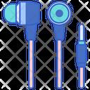 Earphone Headset Music Icon