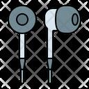 Iem Earphone Audio Icon