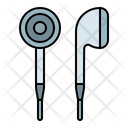 Earbuds Earphone Audio Icon