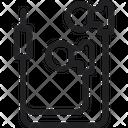 Air Pad Apple Earphone Icon