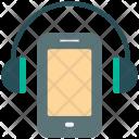 Earphone Headphones Mobile Icon