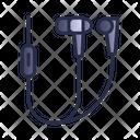 Earphones Icon