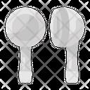 Earphones Earpieces Hands Free Icon
