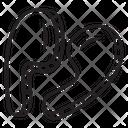 Earpiece Earphones Handsfree Icon