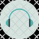 Earphones Music Audio Icon