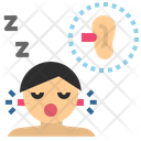 Earplug Sound Sleep Icon