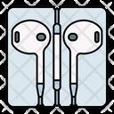 Earpods Earphone Box Icon