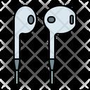 Earpods Earphone Audio Icon