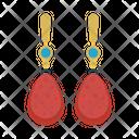 Earring Jewel Marriage Icon