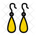 Earring Jewel Party Icon
