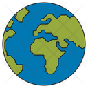 World map Icon