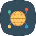 Earth Global Globe Icon