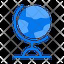 Earth Globe Maps Icon