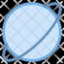 Earth Grid Globe Icon
