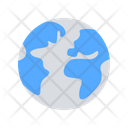 Earth Planet Environment Icon