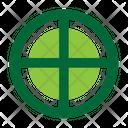 Earth Astrology Zodiac Icon