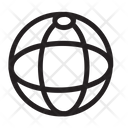 Ball Leaf Illustration Icon