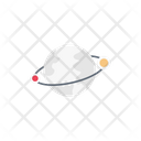 Earth Planet Radar Icon