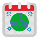 Earth World Planet Icon