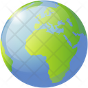 Earth Planet Space Icon