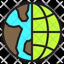 Earth Khowledge Education Icon